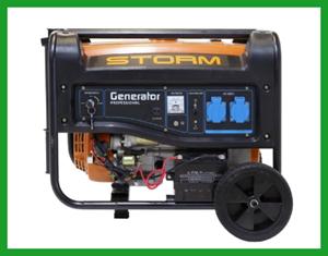 генератор storm 3.7 we