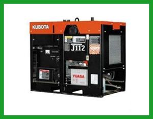 генератор KUBOTA J 112